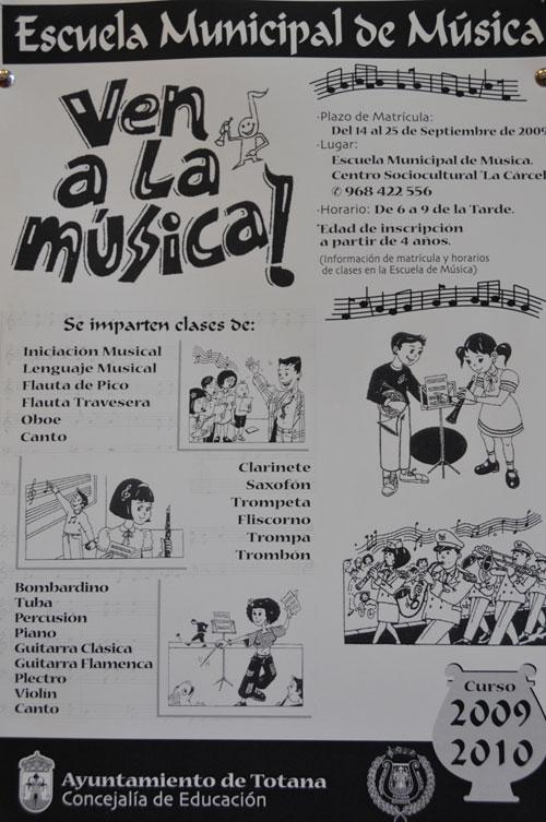 "La Escuela Municipal de M�sica celebra una audici�n en el Centro Sociocultural ""La C�rcel"", Foto 2"
