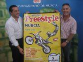 'Freestyle Ciudad de Murcia' llega el sábado con acrobacias y saltos espectaculares