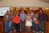 Clausura del Curso de Cualificación Profesional Inicial 2008/2009