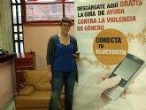 El ayuntamiento de Ceutí instala un dispositivo bluetooth, para informar sobre la violencia de género