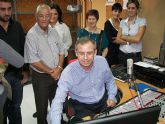 El Alcalde Manuel Marcos Sánchez Cervantes inauguró esta mañana este nuevo medio de comunicación local