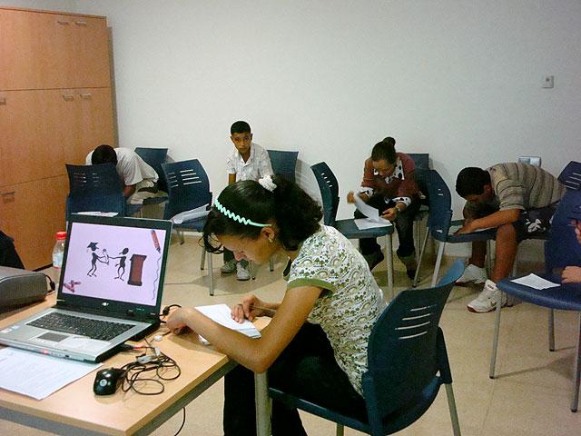 Proyecto de Integraci�n socioeducativa de menores y j�venes en situaci�n o riesgo de exclusi�n social, Foto 1
