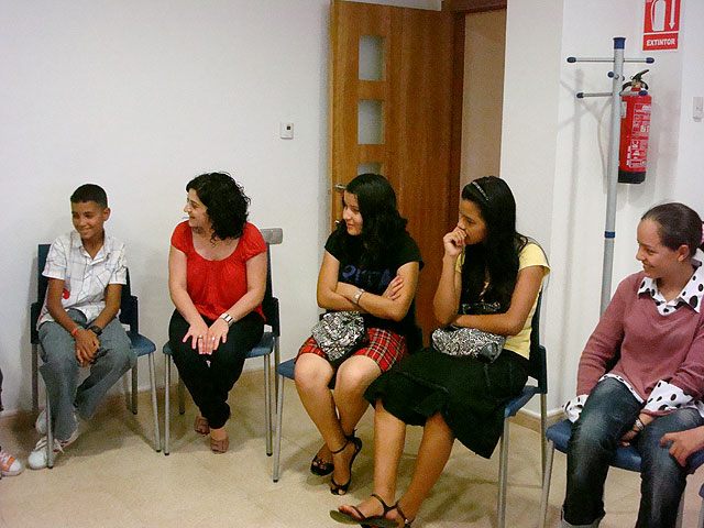 Proyecto de Integraci�n socioeducativa de menores y j�venes en situaci�n o riesgo de exclusi�n social, Foto 2