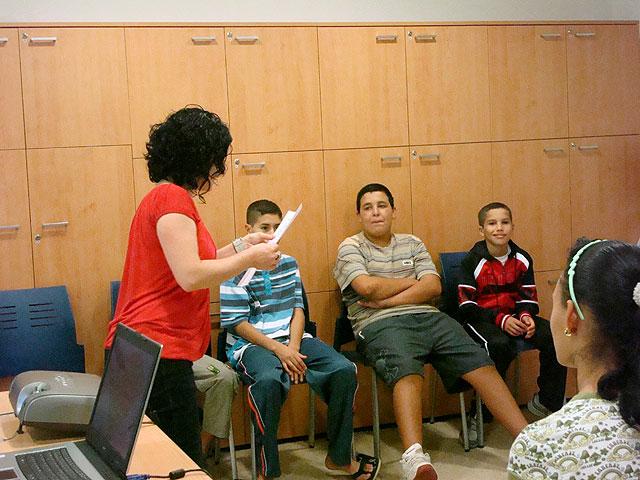 Proyecto de Integraci�n socioeducativa de menores y j�venes en situaci�n o riesgo de exclusi�n social, Foto 3