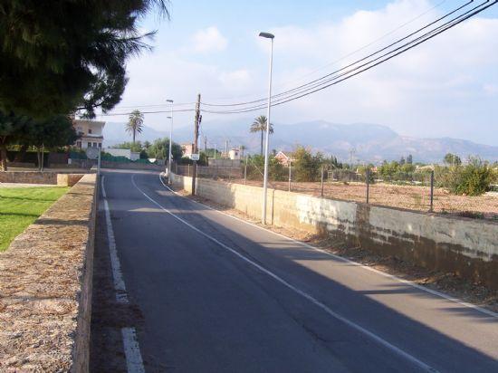 El consistorio inicia los tr�mites para la adjudicaci�n de las obras de colocaci�n de barreras de seguridad en varios caminos de la localidad, Foto 1