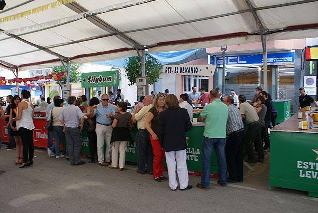 Inaugurada la Feria de Mediodía de las Fiestas Patronales 2009 - 2, Foto 2