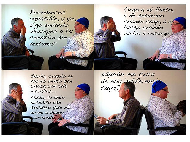 La alcaldesa de Cartagena presidirá la inauguración de la exposición Emociones, que tendrá lugar esta tarde en la Fundación Cajamurcia - 2, Foto 2