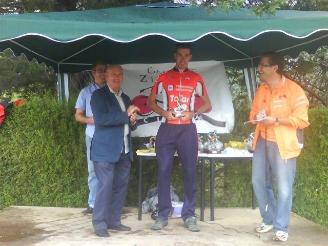 Juan Daniel consigui� un 2º puesto en sub-23 y Juan Antonio un 4º en elite en la cuarta prueba del Open BTT de Marat�n, Foto 2