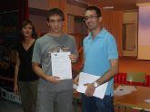Acto de difusi�n del voluntariado en enfermedades raras en el IES Juan de la Cierva