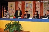 El colegio Reina Sofía acogió el acto oficial de la apertura del curso escolar 2009-10 coincidiendo con su 25 aniversario
