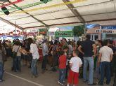 Inaugurada la Feria de Mediodía de las Fiestas Patronales 2009