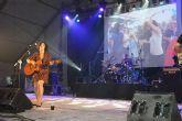 Más de 2.000 lumbrerenses apoyaron a los artistas locales en el Festival 'Somos de Aquí'