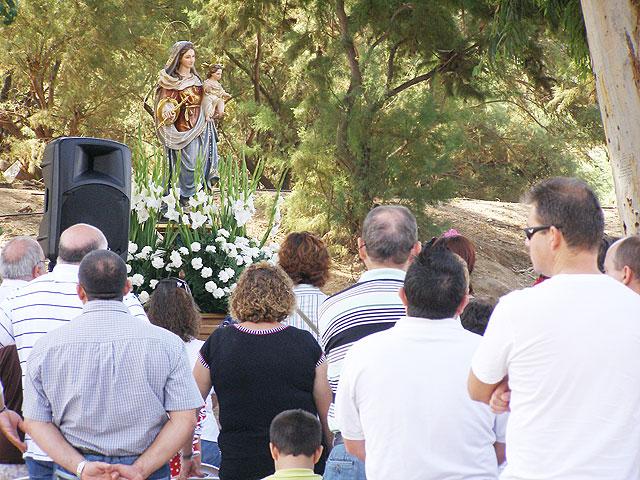 Romería de la Virgen del Rosario, Patrona de La Algaida - 1, Foto 1