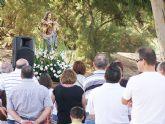 Romería de la Virgen del Rosario, Patrona de La Algaida
