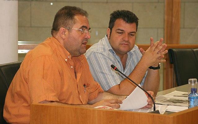 IU acusa al PP en Totana de hacer suya una propuesta, sobre la instalaci�n de redes wifi en espacios p�blicos, Foto 1