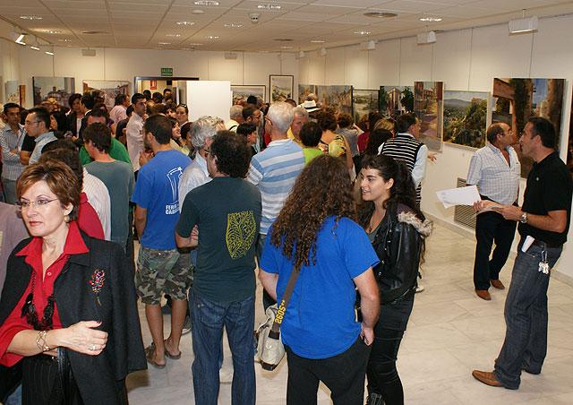 Puerto Lumbreras acogió la XVI edición del Concurso de Pintura al aire libre - 3, Foto 3