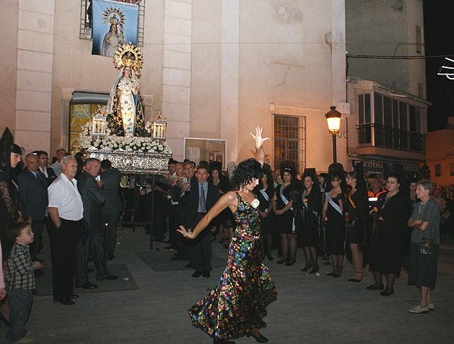 Miles de lumbrerenses arroparon a la Stma. Virgen del Rosario - 4, Foto 4