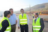 Obras Públicas mejora el trazado de la carretera que comunica la autovía de La Manga con La Unión
