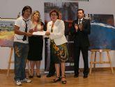 Puerto Lumbreras acogió la XVI edición del Concurso de Pintura al aire libre