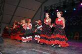 Puerto Lumbreras acogió el Festival Flamenco Infantil