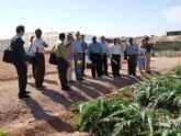 Agricultura recibe a un grupo de directivos de países de América Central y Caribe interesados por la tecnología agrícola