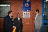 Inauguradas las mejoras en el Pabellón Municipal de La Unión