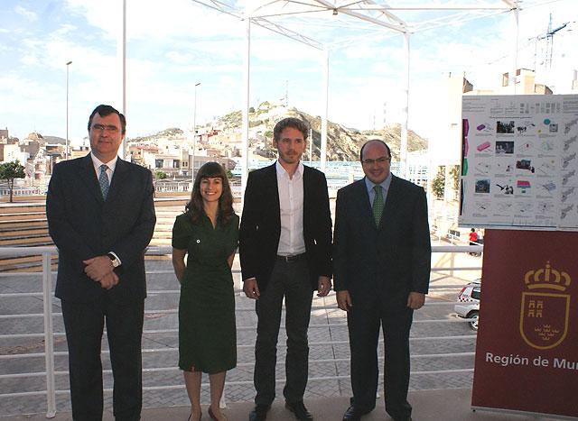 Obras Públicas apuesta por la conservación del patrimonio arquitectónico regional en el municipio de Puerto Lumbreras - 1, Foto 1