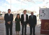 Obras Públicas apuesta por la conservación del patrimonio arquitectónico regional en el municipio de Puerto Lumbreras