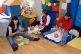 'Masajes para bebés' en el centro de desarrollo infantil  y atención temprana