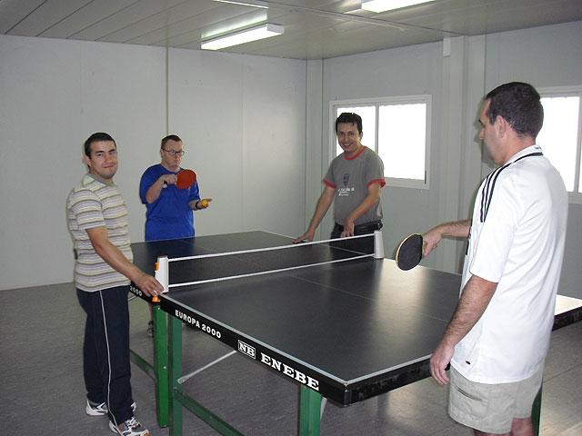 El Centro Ocupacional de Mazarrón se suma a las actividades deportivas - 1, Foto 1
