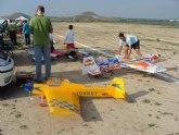 Los Juegos Deportivos del Guadalentín acogen la exhibición de Aeromodelismo