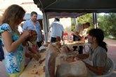 La Torre del Obispo de El Paraje acogió un mercado artesanal