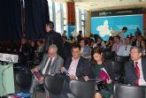 """El alcalde de Totana y la concejal de Fomento y Empleo asisten al V Encuentro Anual de la Red Regional """"PuntoPyme"""""""