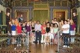 Estudiantes alemanes visitan el municipio