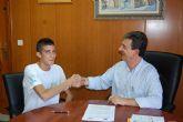 El Ayuntamiento de Alguazas firma un convenio con JOVAL