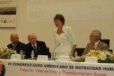 Clausurado el III Congreso Iberoamericano de Motricidad Humana celebrado en el Campus de San Javier