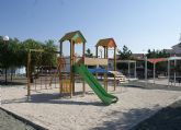 El Ayuntamiento de Puerto Lumbreras finaliza las obras de mejora en el Parque Público de La Estación del Esparragal