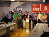 El PSOE 'sigue apostando por la regeneración de Portmán y la recuperación de la Sierra Minera'