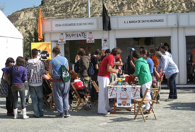 Más de 25.000 personas participaron en las actividades de la feria 'Zona Joven 2009' - 1, Foto 1