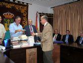 Alguazas estuvo representada en el Congreso Nacional de Cronistas Oficiales celebrado en Cazorla