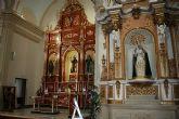 Mañana abre de nuevo al culto la Iglesia de San Roque en Alcantarilla tras las obras de rehabilitación