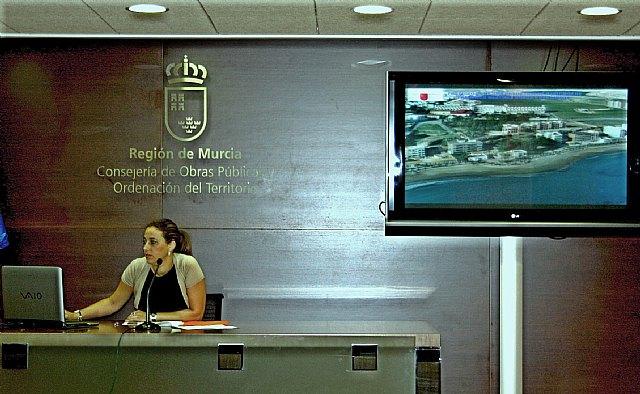 La Comunidad invierte más de cuatro millones de euros en la remodelación integral de los paseos marítimos del Puerto de Mazarrón - 1, Foto 1
