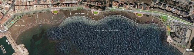 La Comunidad invierte más de cuatro millones de euros en la remodelación integral de los paseos marítimos del Puerto de Mazarrón - 2, Foto 2