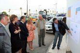 La Comunidad invierte 350.000 euros en la ampliación de las dependencias de la Policía Local de Alcantarilla