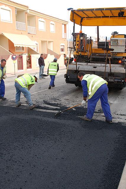 El Pleno aprueba la solicitud de inclusión de dos proyectos en el Plan de Obras y Servicios 2010 - 1, Foto 1