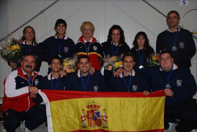 Lorenzo Méndez, medalla de plata en el Campeonato de Europa de Petanca - 1, Foto 1