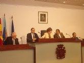 La Asociación Española de Trasplantados entrega los diplomas de los cursos de formación que ha realizado en San Javier