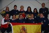Lorenzo Méndez, medalla de plata en el Campeonato de Europa de Petanca