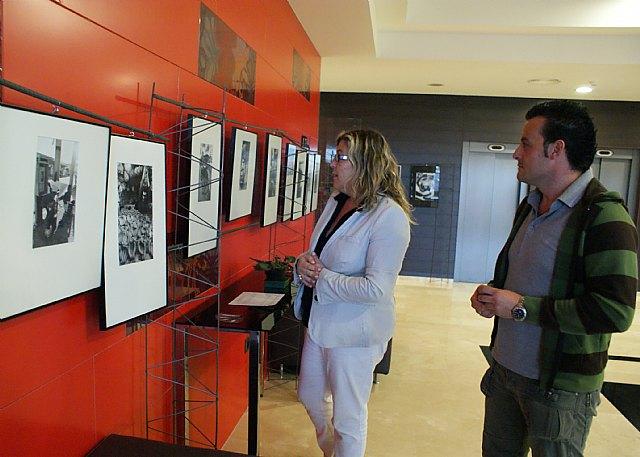 Salvador Gómez expone en Puerto Lumbreras su obra fotográfica 'Mundos' - 2, Foto 2