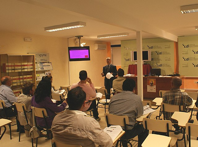 Puerto Lumbreras pone en marcha la Campaña de Comercio Electrónico para favorecer la inclusión de nuevas tecnologías en las empresas - 1, Foto 1